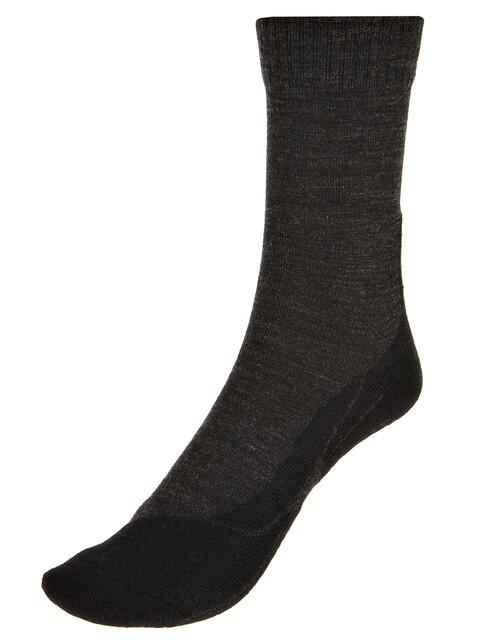 axant 73 Merino sokken grijs